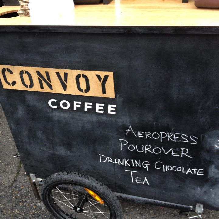 Seattle Winter Blues:  Convoy Coffee has a solution for you