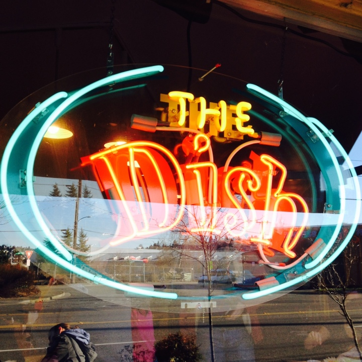 Seattle Food Icon: The Dish (no famous chef required)