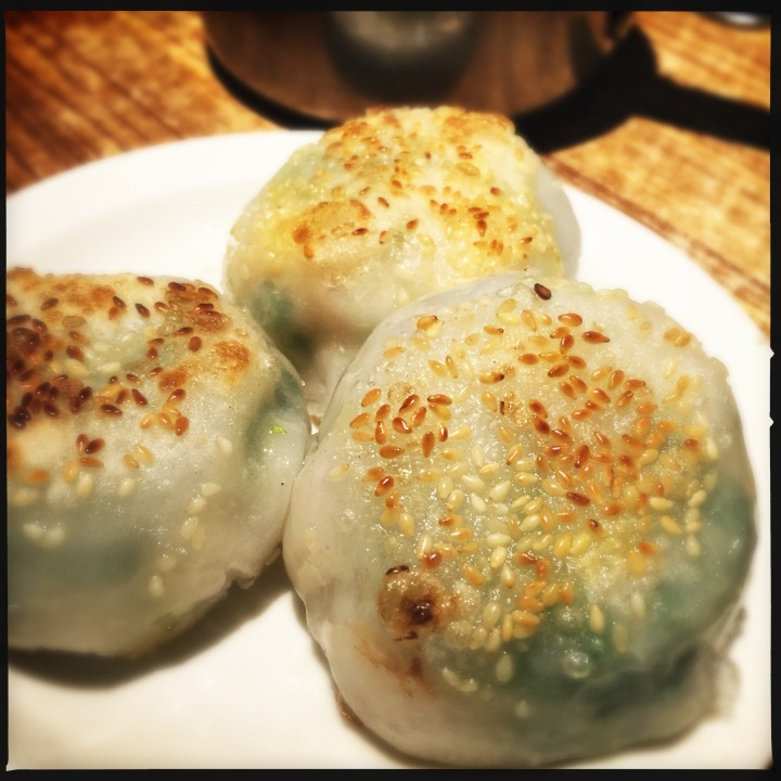 Dum Sum in the Evening:  飲茶 Yum Cha