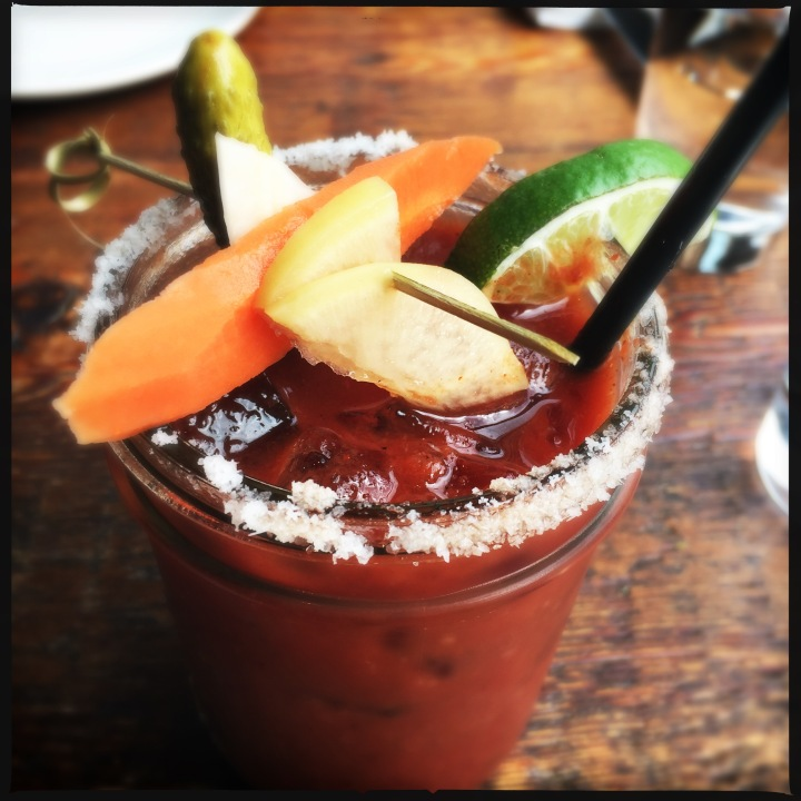 Sunday Bloody Mary: Terra Plata