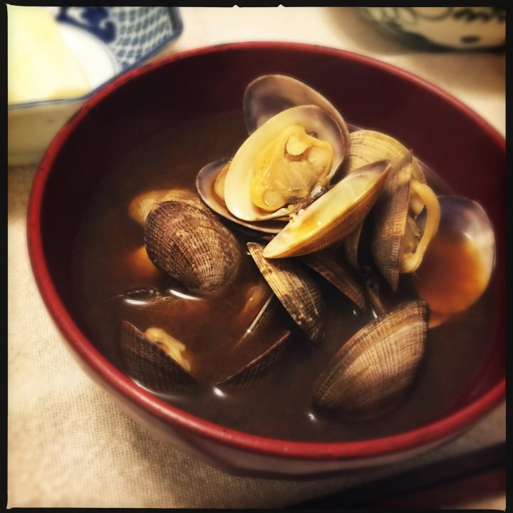 Happy Tummy: Happy Clams