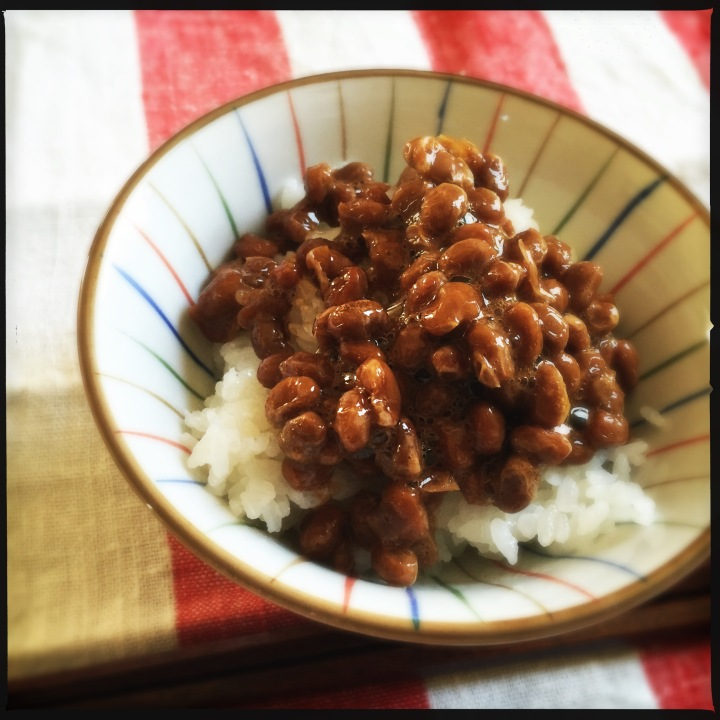 If You Are So Brave:  Natto Eating 納豆